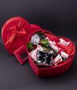 Подаръчен комплект Сребърно сърце