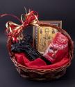 Подаръчна кошница Свети Николай Чудотворец