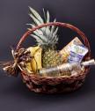 Подаръчна кошница Златни плодове