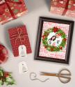 Колаж Весела Коледа
