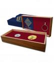 Колекция Свети Георги със сребърен медал и медал с масивно златно покритие