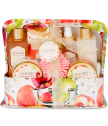 Luxury Women Set Peach