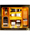 Luxury women's set with Argan and Shea butter, 6 parts