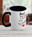 Cup Best mom in the world