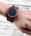 Ръчен дървен часовник