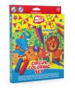 Комплект за оцветяване и апликация CIRCUS