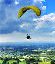 Панорамен полет с парапланер