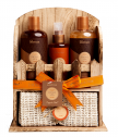 Gift set with orange and Neroli