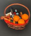 Подаръчна кошница Усещане за свежест