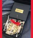 Golden Horseshoe in a wooden box