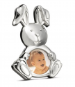 Silver Plated photo Frame rabbit
