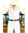 Apron for cooking Captain