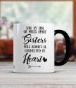 Чаша за сестра с надпис