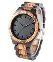 Мъжки дървен часовник